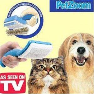 PetZoom щетка и триммер  для животных