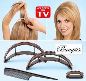 Bumpits - заколки для придания объема волосам