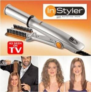 InStyler - прибор 2 в 1 для укладки волос