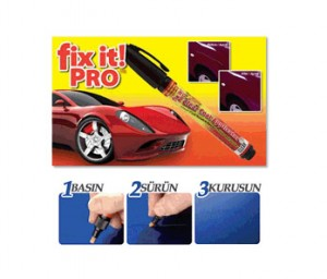 Fix It Pro- карандаш для удаления царапин