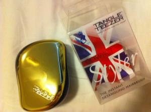 Tangle Teezer Compact Styler расческа для волос