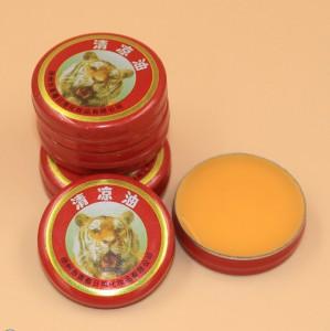 Essential Tiger Balm Oil тигровая мазь