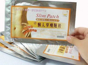 Slim Patch  пластырь плоский животик (10 шт.)