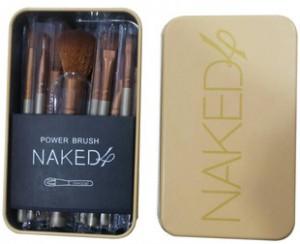 Кисти Naked 4 O.TWO.O набор 7 шт.