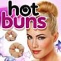 Hot Buns набор шикарный пучок (для светлых волос)